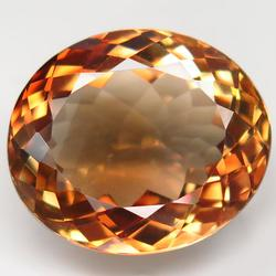 Rich and sparkling 13.70ct Imperial Topaz