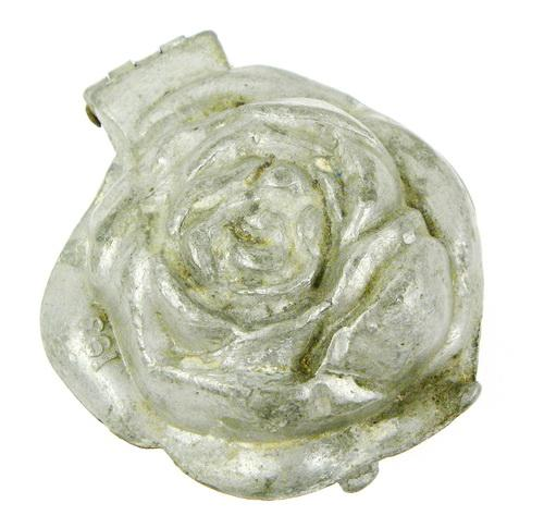 Early Rose Flower Ice Cream Mold