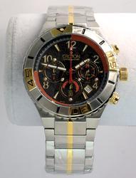 Croton Chronomaster Chronograph Watch