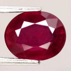 Sumptuous 2.13ct top blood red Ruby