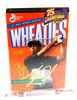 Tiger Woods Mini Wheaties Box w/24K Signature & COA