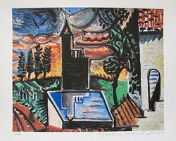 Pablo Picasso, Landscape