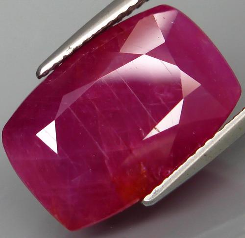 Ravishing 15.62ct unheated Guinea Ruby
