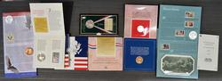 7 MISC. U.S. MINT PACKED COIN SETS