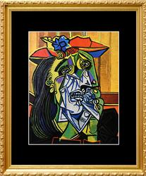 Pablo Picasso, Woman Weeping