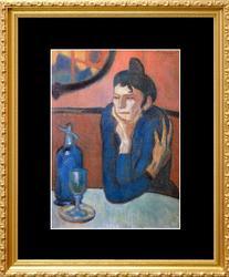 Pablo Picasso, Absinthe Drinker