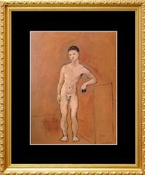 Pablo Picasso, Nude Boy