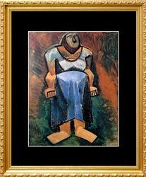 Pablo Picasso, The Fermiere