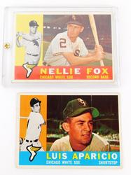 2 Chicago White Sox 1960 Greats Baseball Card