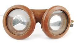 Vintage Nod & Shake Goggles