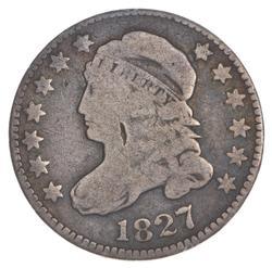 1827 Capped Bust Dime - JR-2