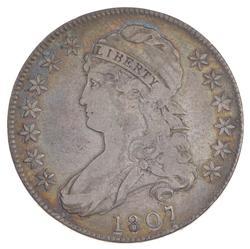 1807 Capped Bust Half Dollar - Large Stars