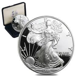 1998 Proof Silver Eagle