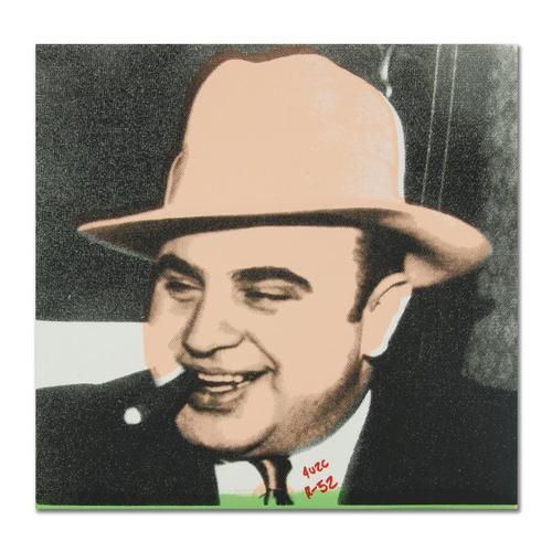 Al Capone by 'Ringo' Daniel Funes