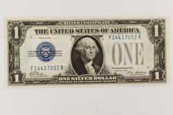 Choice CU 1928  $1 Funnyback Silver Certificate