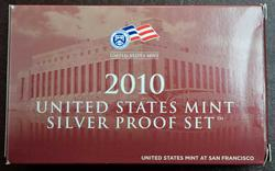2010 Silver Proof Set