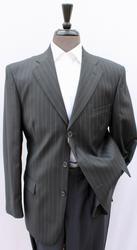 A Clearance 3-button Black Stripe Sport Coat