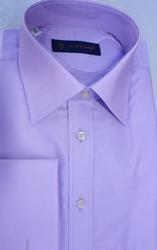 Super Fine Quality French Cuff Shirt By Di Stefano