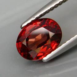 Rich and decadent 2.33ct violet red Zircon
