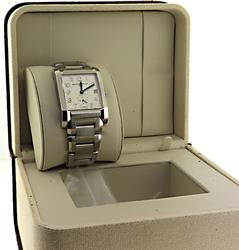 Baume and Mercier Hampton Automatic Silver Dial Watch