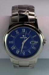Mens Croton Automatic with Blue Dial
