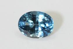 Denim Blue Natual Sapphire - 1.72 cts.
