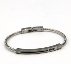 Fossil Brand Wire Bangle