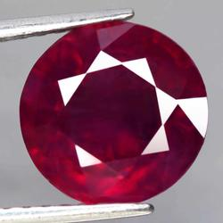 Captivating 6.07ct top blood red Ruby solitaire