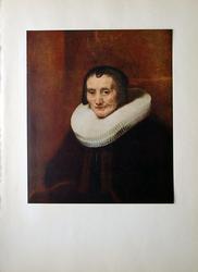 VAN RIJN REMBRANDT, MARGARETHA DE GEER