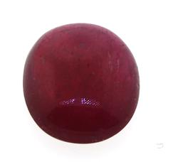 5.33ct Natural Ruby Loose Gemstone