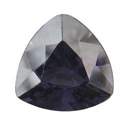 Elegant 1.09ct violet black VVS Spinel