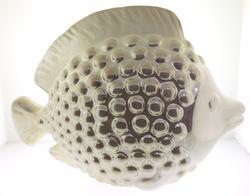 Porcelain Fish Figurine