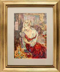 Exquisite Piece By Sevitt Francis