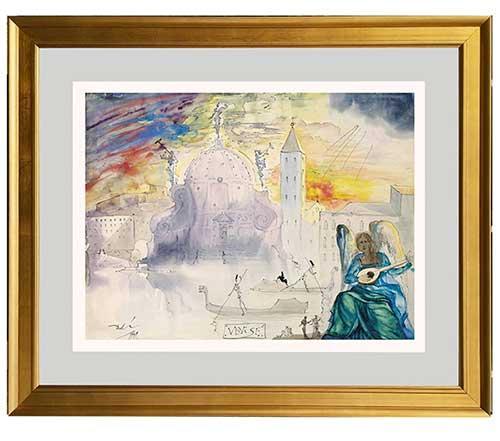 Stunning  Art By Salvador Dali