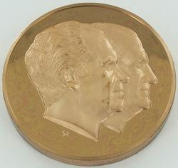 Official Inaugural Medal