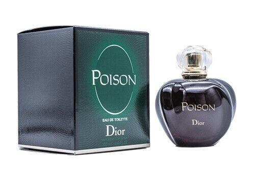 Poison by Christian Dior 3.4 oz EDT Perfume
