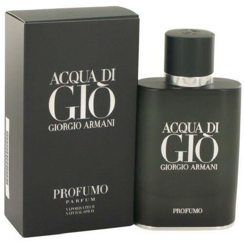 Acqua Di Gio Profumo by Giorgio Armani 2.5 oz Cologne