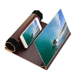 12 inch 3D Phone Screen Magnifier Video