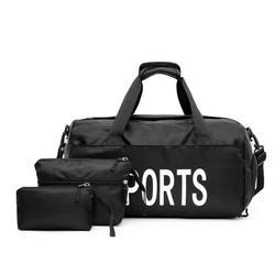 3PCS Waterproof Oxford Cloth Shoulder Bag