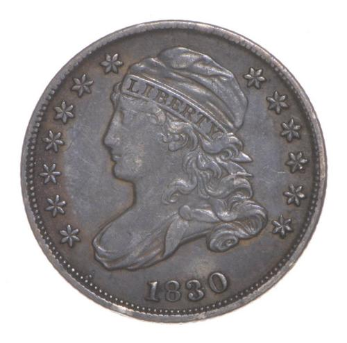 1830 Capped Bust Dime - Small 10c?