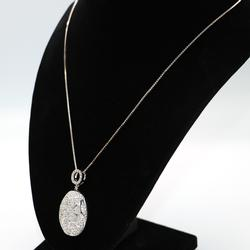 Bianci Sterling Silver Pendant Necklace