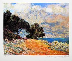 Claude Monet, Cap Martin