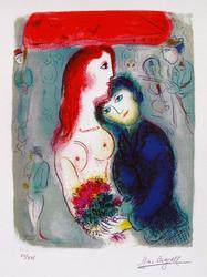 Limited Edition Marc Chagall Chupa