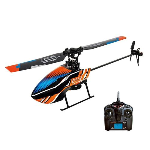 6-Axis Gyro Flybarless RC Helicopter RTF