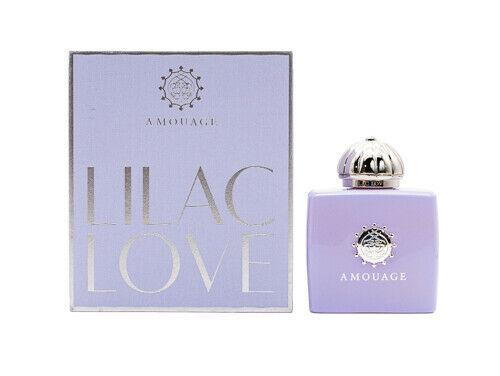 Lilac Love by Amouage 3.4 oz EDP Perfume for Women New