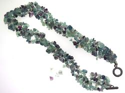 Multi Color Quartz Beads