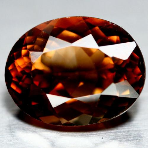 Stunning 14.61ct mixed hue Imperial Topaz