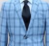 Stylish 2Button Comfort Fit Sport Coat