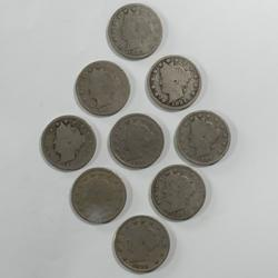 9 Pre 1895 Barber V Nickels