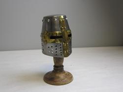 Mini Crusader Helmet